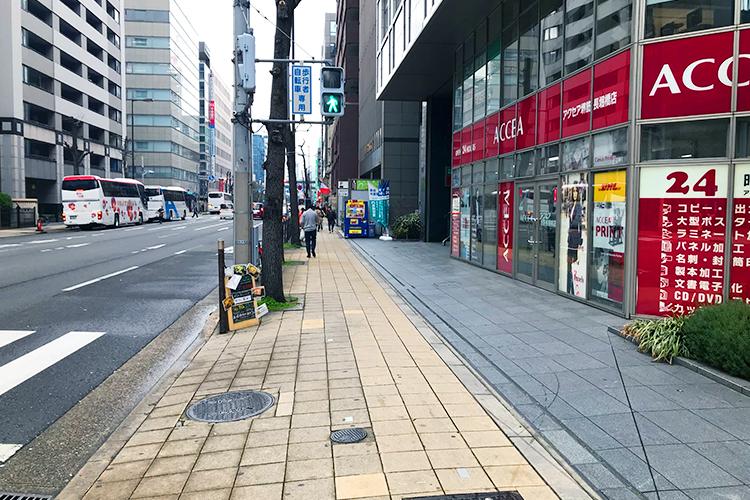 大阪 堺筋のアクセア堺筋長堀橋店