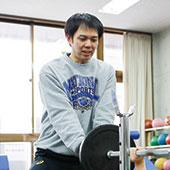 大阪社体スポーツ専門学校 講師 河田 大輔