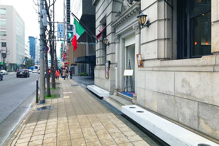 大阪 堺筋にある堺筋倶楽部